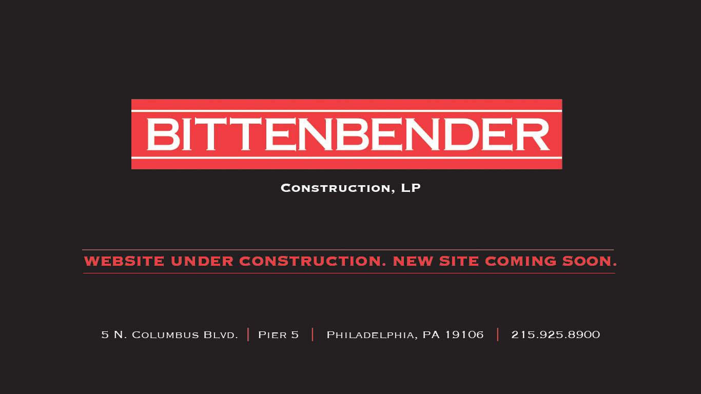 05 >> Welcome to Bittenbender Construction